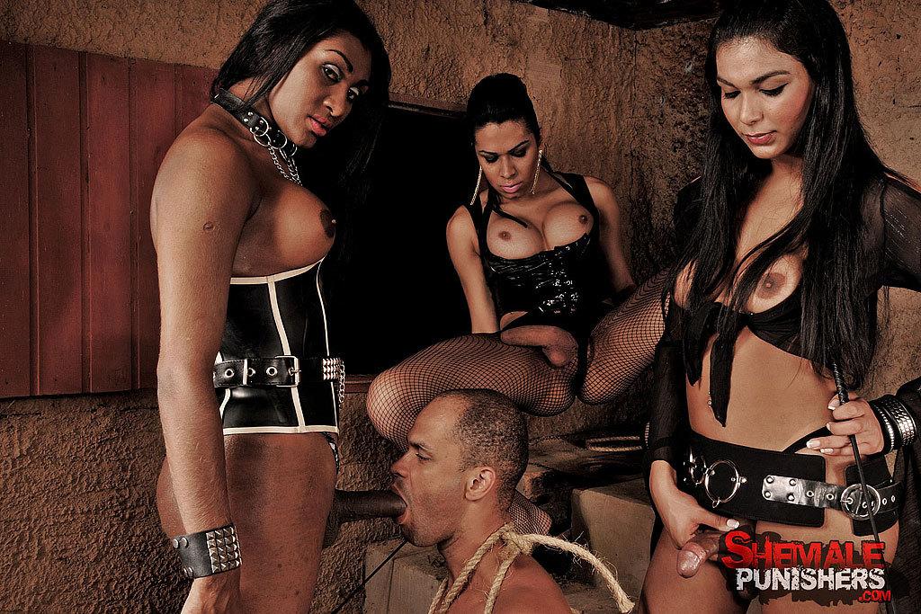 Agatha Trajano , Daphynne Duarth , Yasmin Andrade Punish A Man