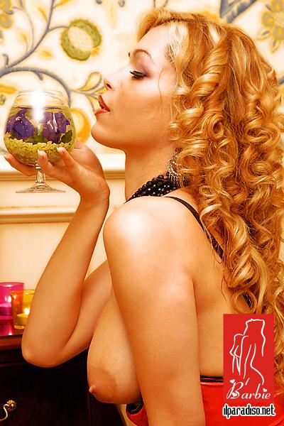 Andressa Barbie Yummy TGirl