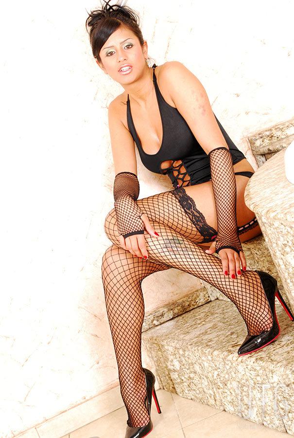 ANITA COSTA Exposing Her Super Arousing Panties