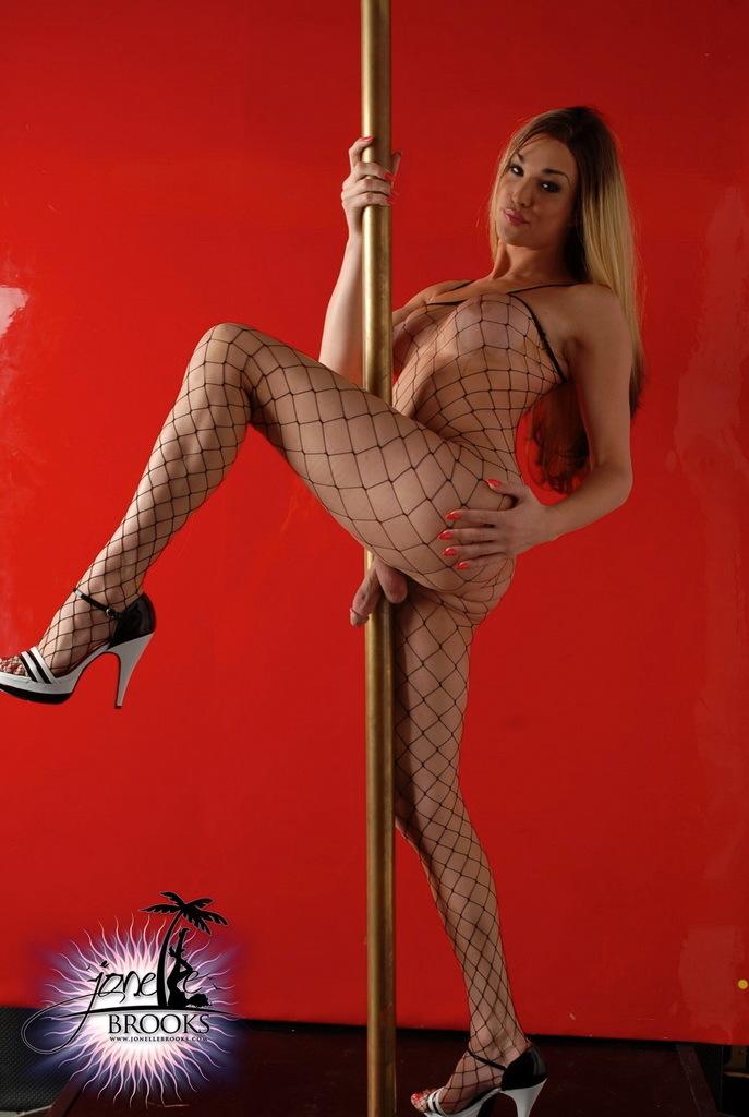 Arousing Pole Dance