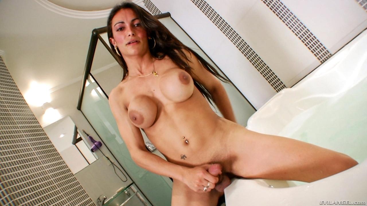 Assmazing Tgirl Carla Moura