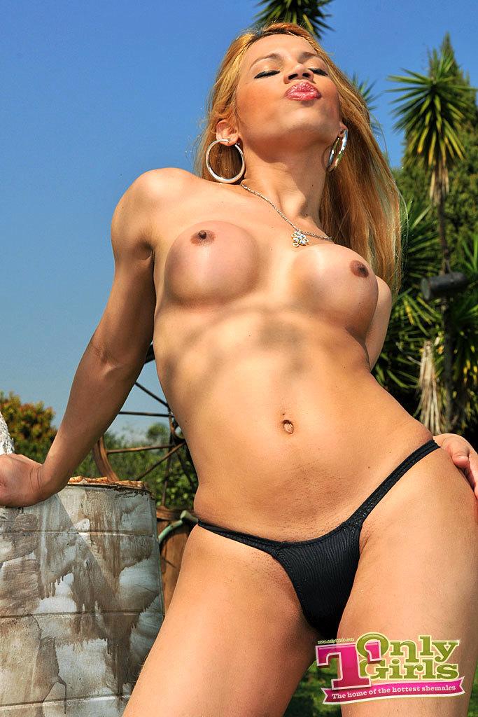 Attractive TGirl Diva Jaqueline Sobral