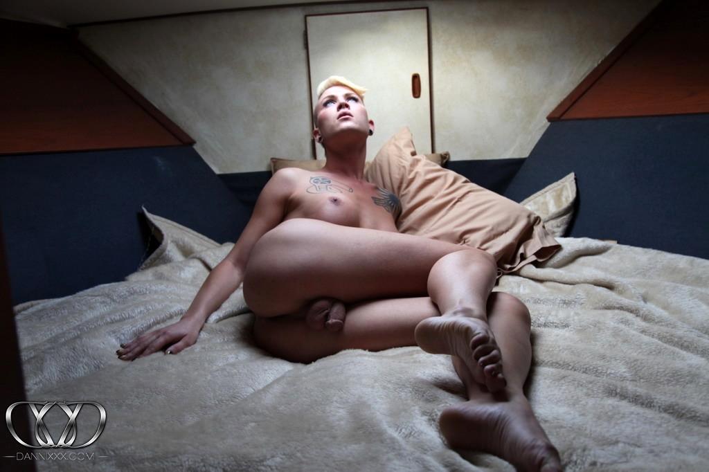 Awesome Goddess Danni Posing Seductively