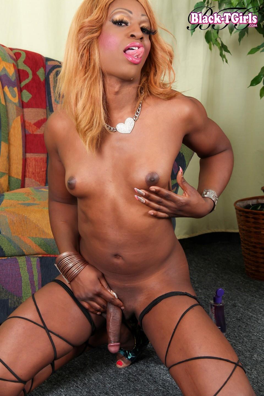 Beautiful T-Girl Stella Rivera Teasing