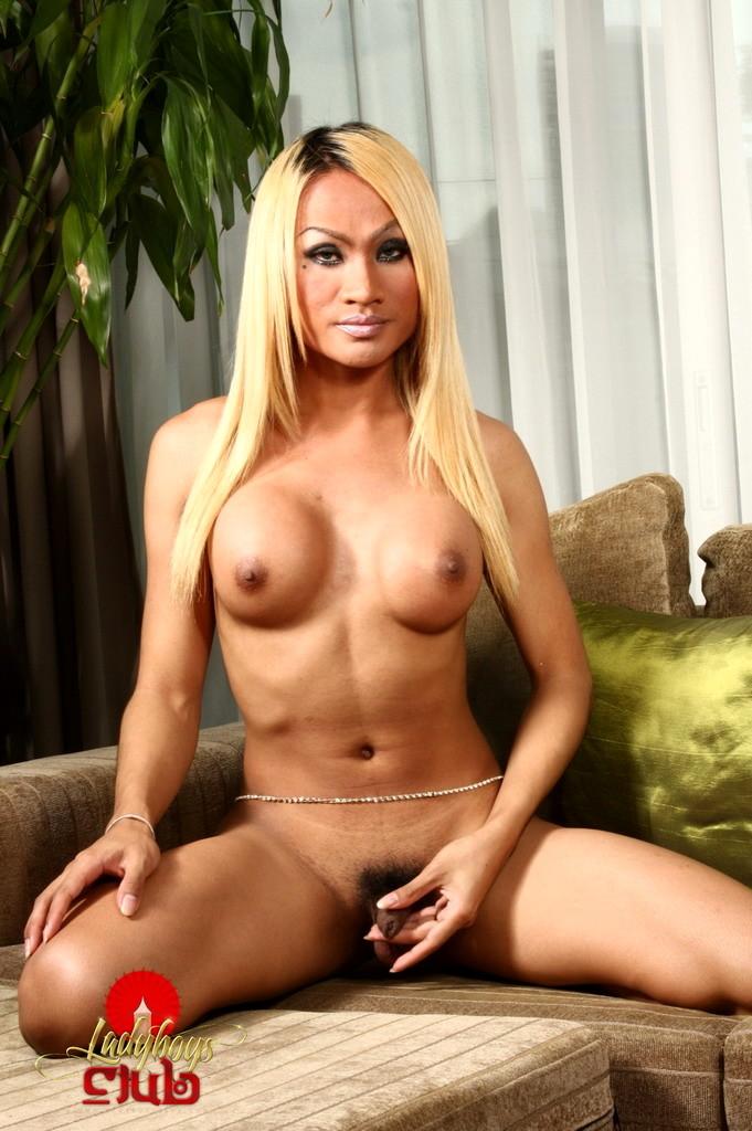 Blonde Beauty Gets Rock Rough