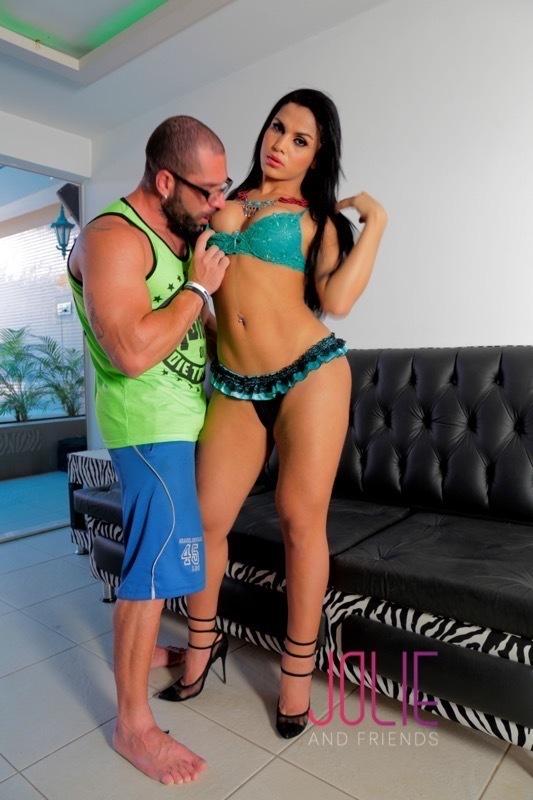 Bruna Has A Passion For Rough Sex