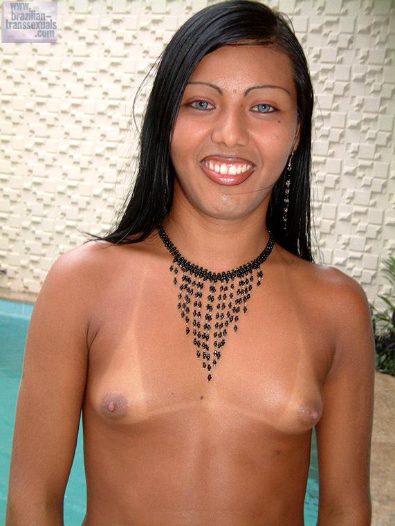 Bruna Indianara Flashes Her Dick