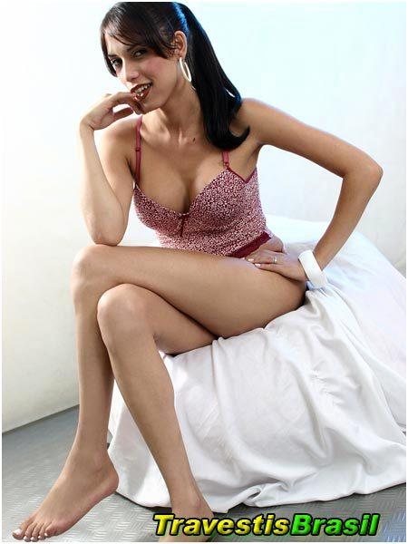 Camila Sampaio Slutty With Chewing Gum