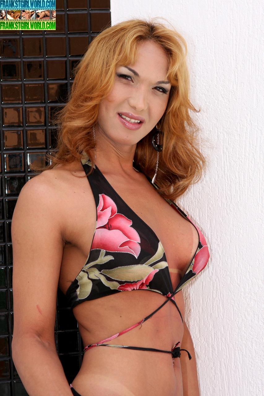 Carla Abiazzi In Swimsuit