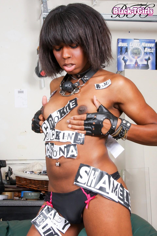 Crona Valentine Is Sweet Ebony Whore