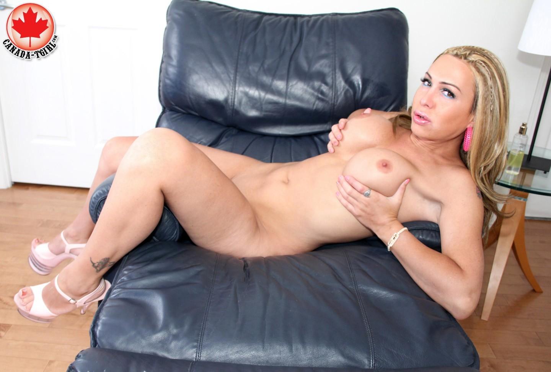 Danika Toying Her Ass-Hole