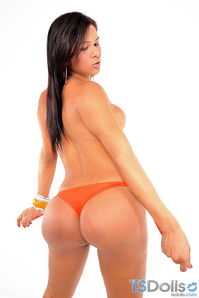 Emilly Balieiro Titillating Femboy Babe Naked