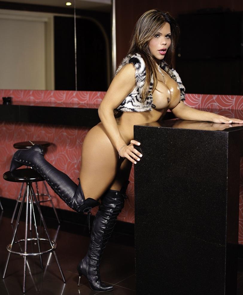 Erika Backster Beautiful Boots