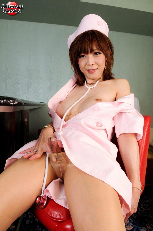 Erina Hashimoto Is Starved Nurse