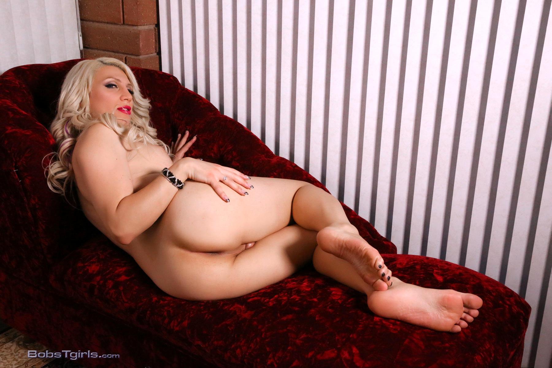 Filthy Lexa In Body Stocking