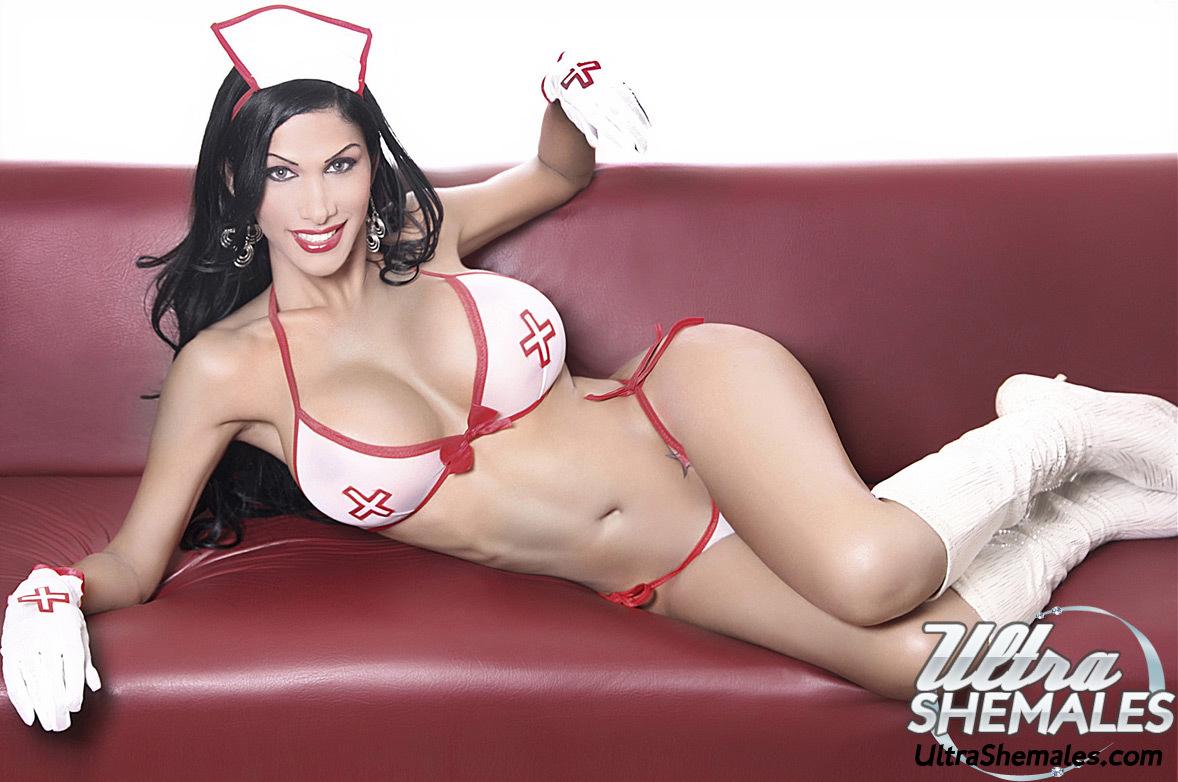 Francys Mutti Is One Racy Nurse