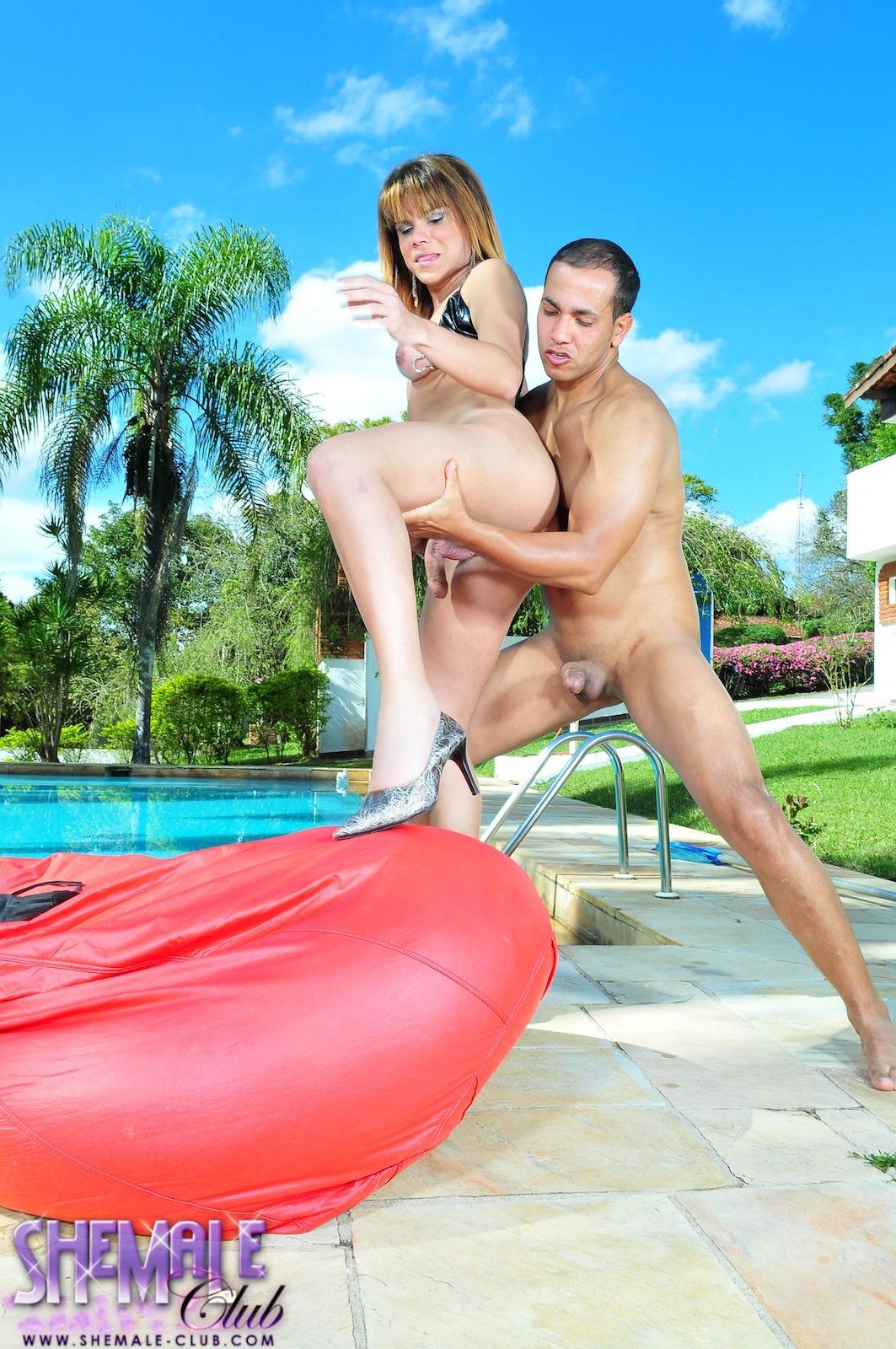 Hilda Brasil Ruined By Poolboy
