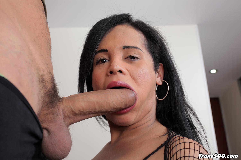Hungry Latina Madelina Destroyed