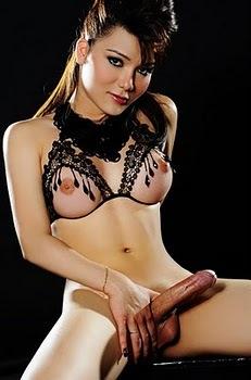 Innocent Transexual Alyssa Hatsumomo