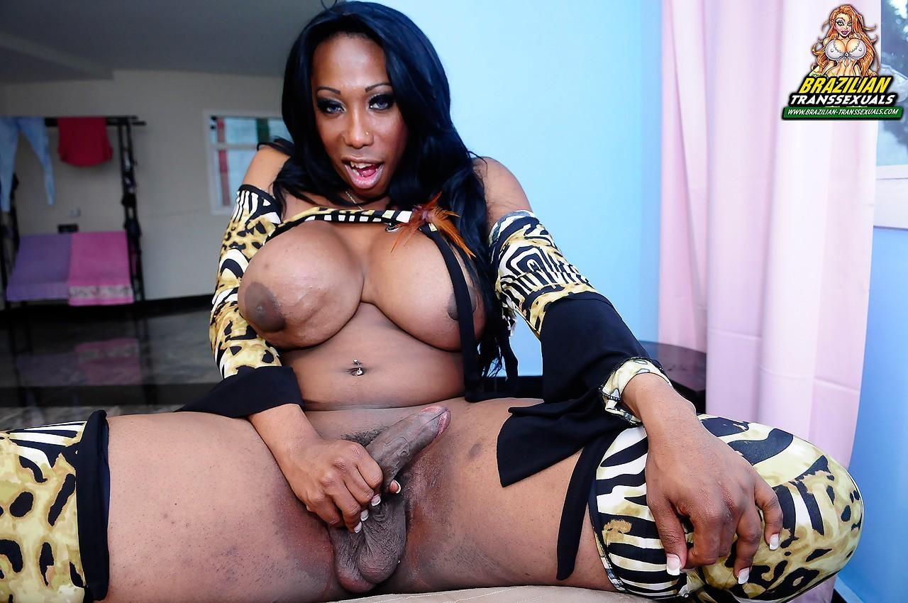 Jaqueline Is Inviting Tigress