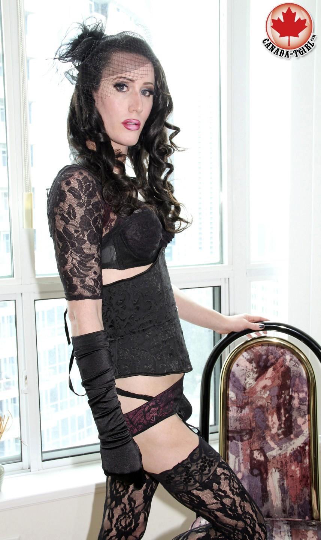 Jenny Posing In Sensuous Panties