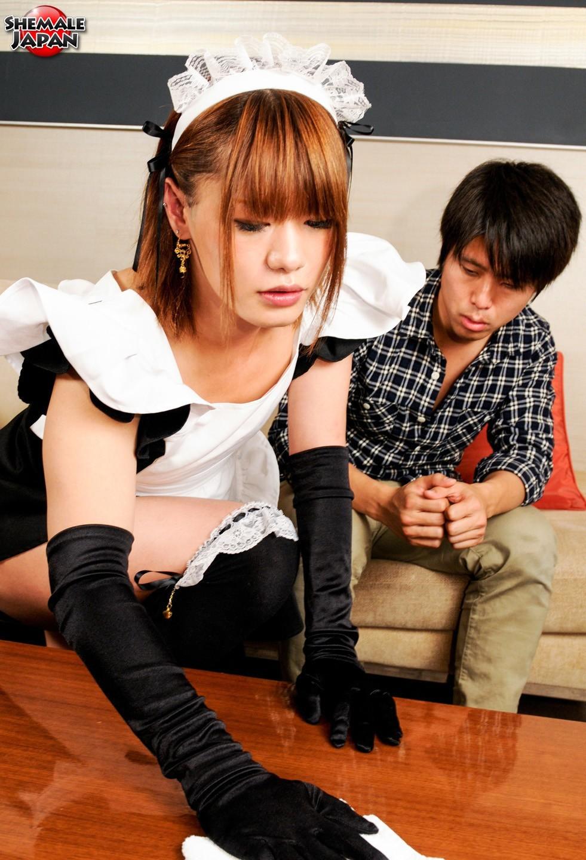Kaoru Oshima Sensual Maid Ruined