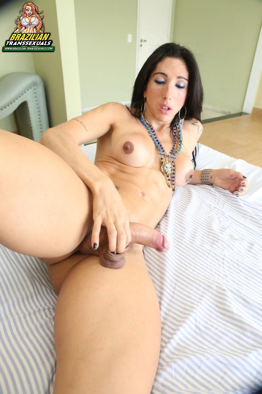 Karina Satto Has Racy Brazilian Ass-Hole