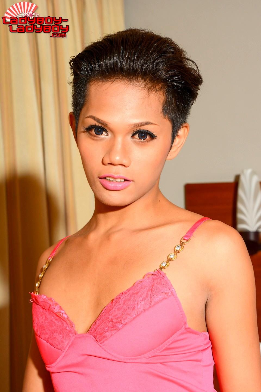 Maycee Femboy In Pink Panties