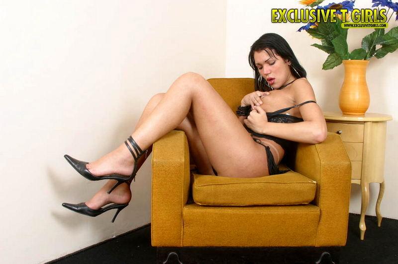 Milena Santos Exposing Her Bum And Other Goddies