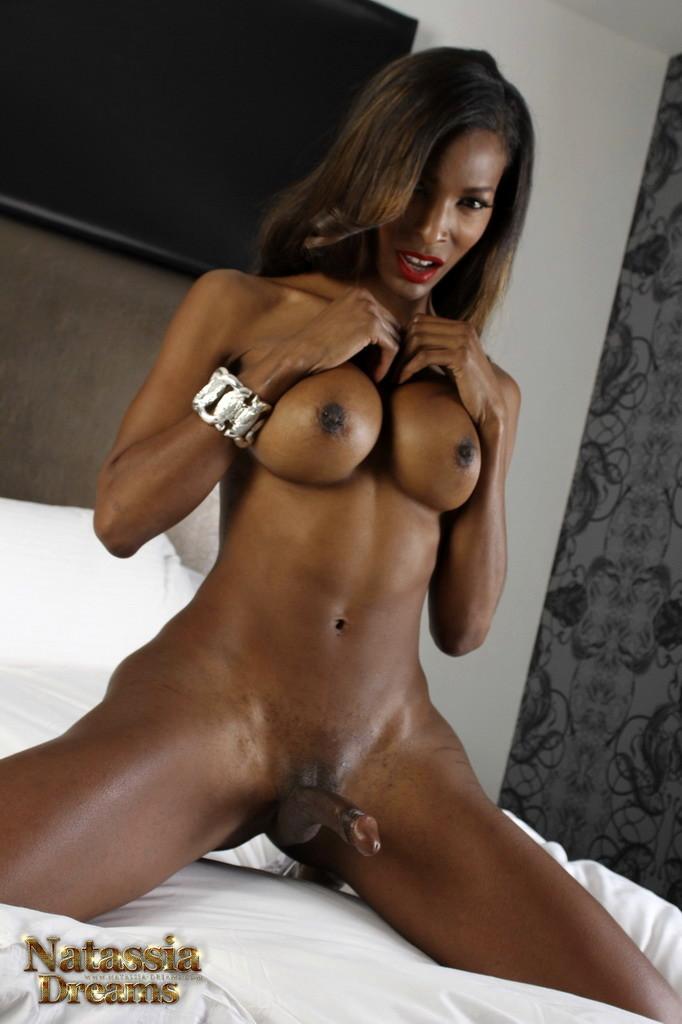 Natassia Shaking Her Booty & Dick