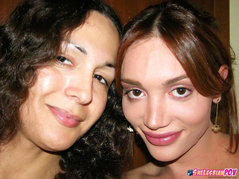 Nikki Getting Nasty With Mariana