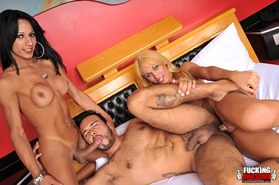 Paola Lima Three Way