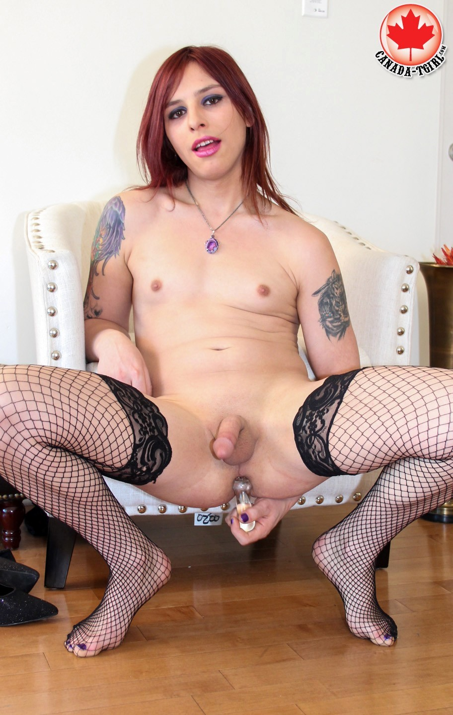 phoenix mary in inviting stockings