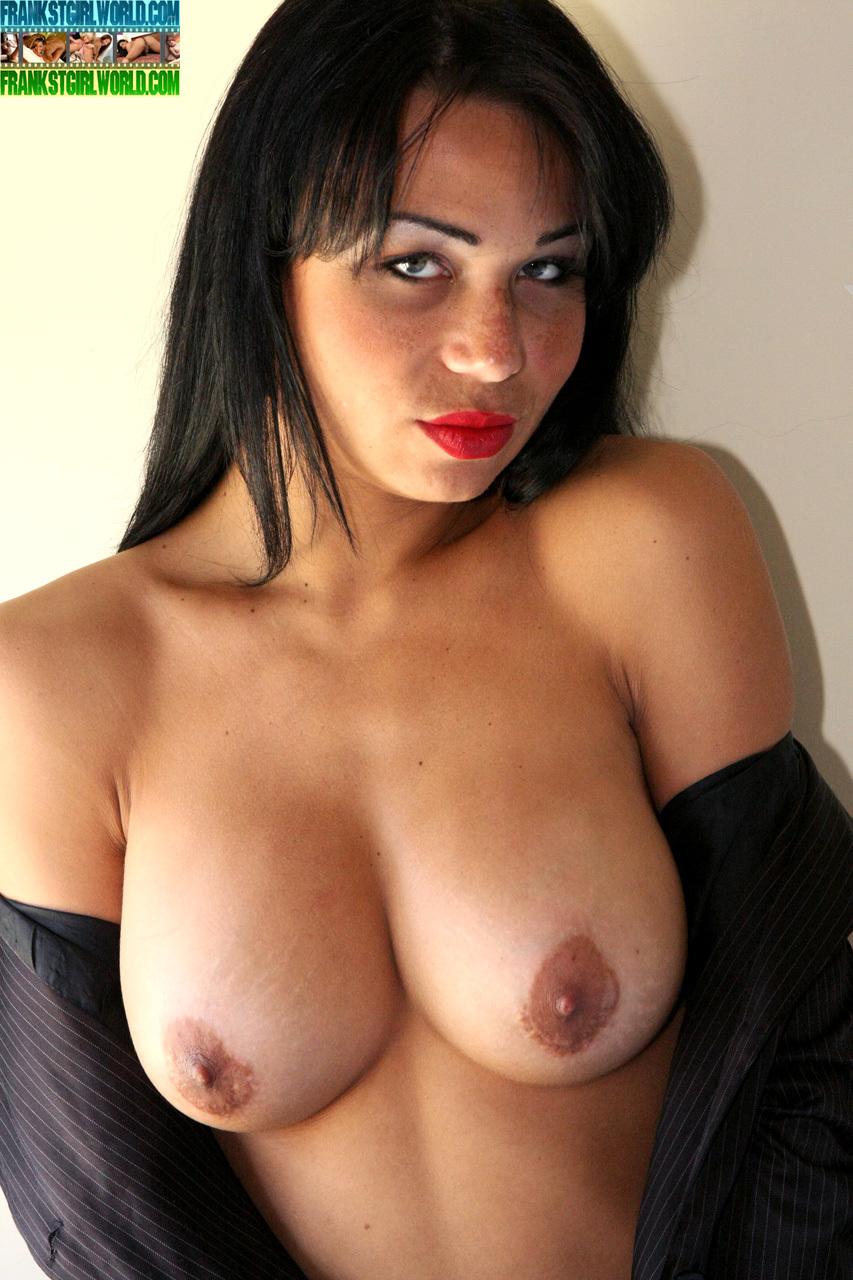 Sabrina Vienna Beautiful Freckled Face