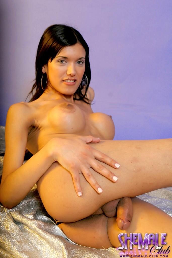 Seductive Transexual Daniela