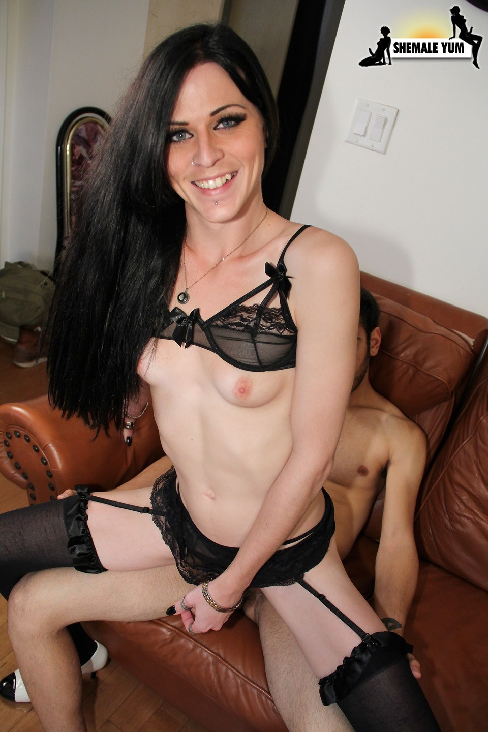 sensual canadian tranny anastasia banged in various positions