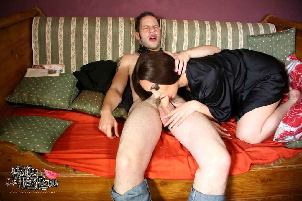 sensuous holly gets drilled raw