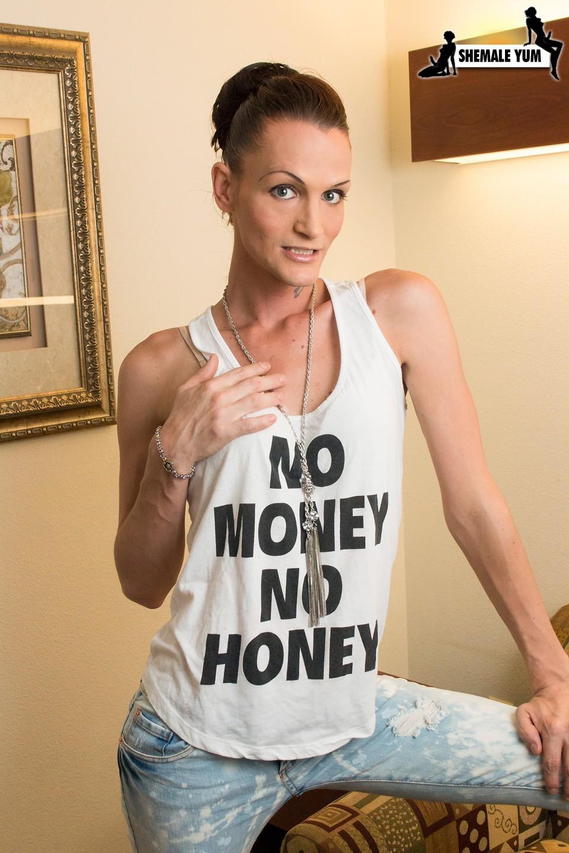 Sensuous Pale Honey Brooke Zanell Teasing