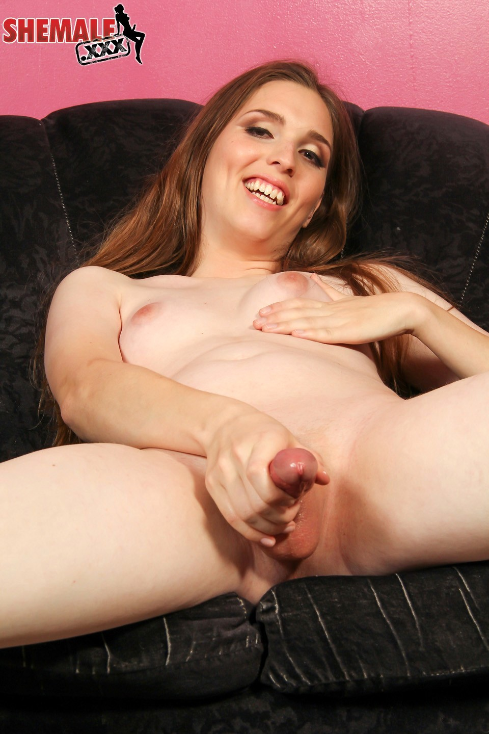 shannon marie stroking her tool