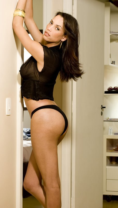 Shemale Flavia Camila Sampaio Brazilian Hottie