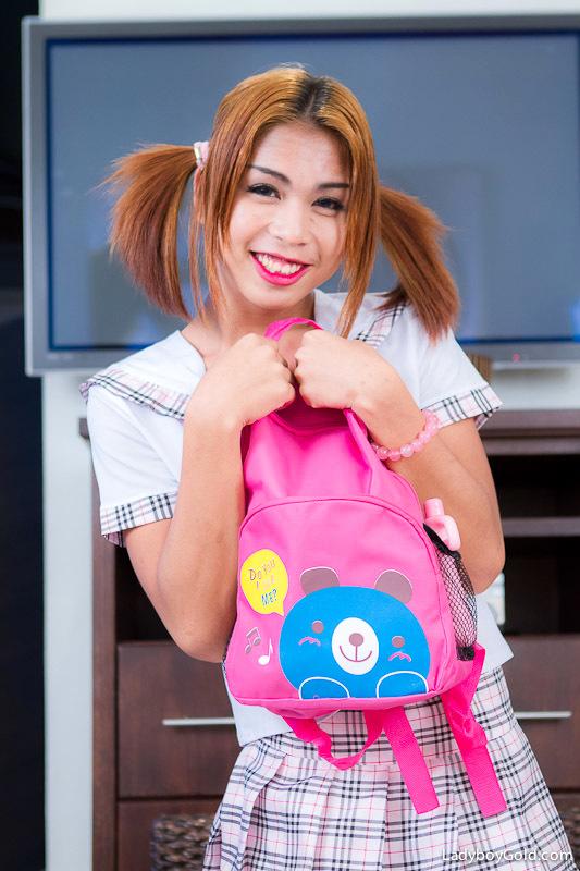 Sunny Ts Backpack Babe