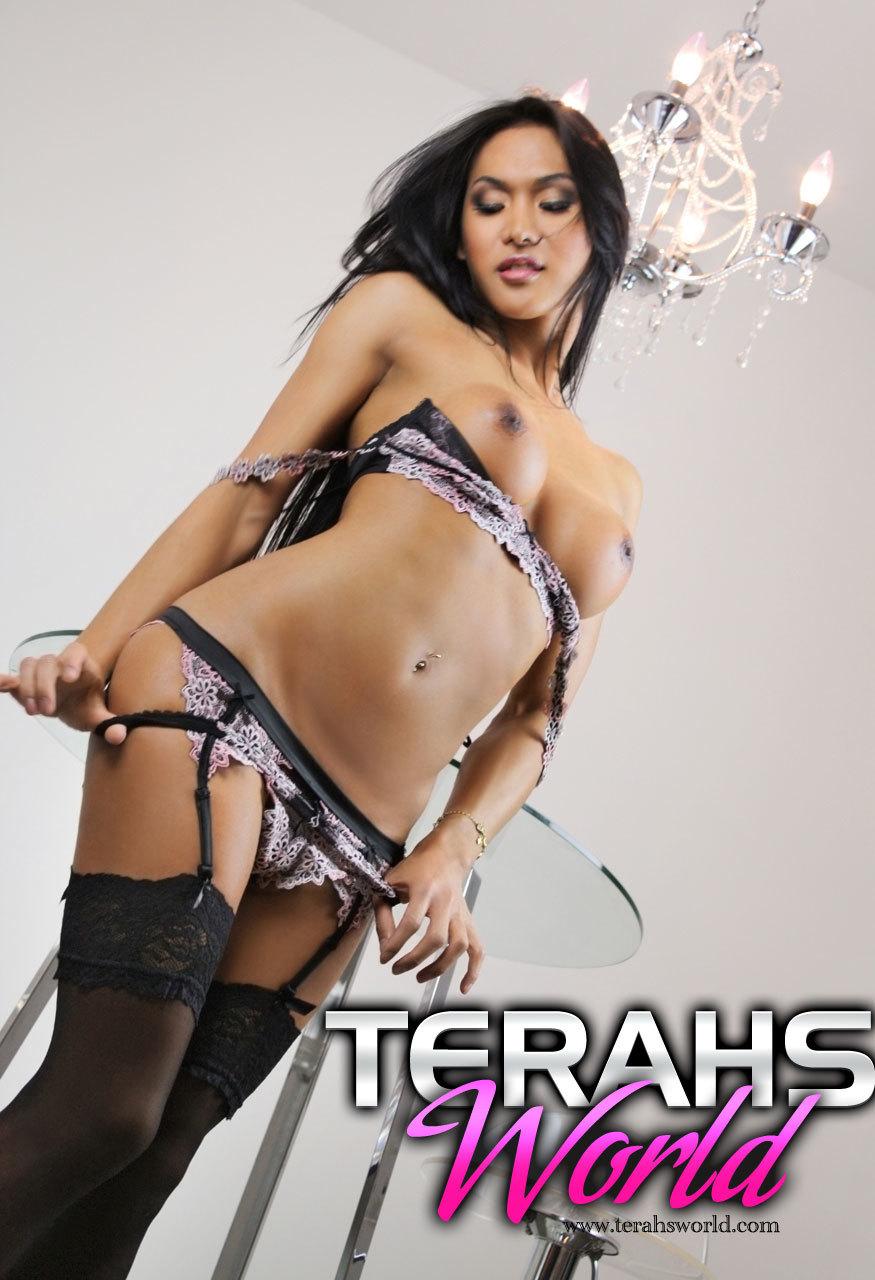 T-Girl Terah Promo Photos