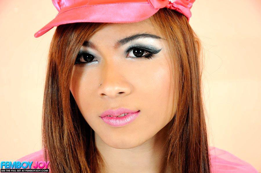 Teen Ts Min From Pattaya Shoves An Asshole Vibrator Into Her Tight Teenage Fuck Hole