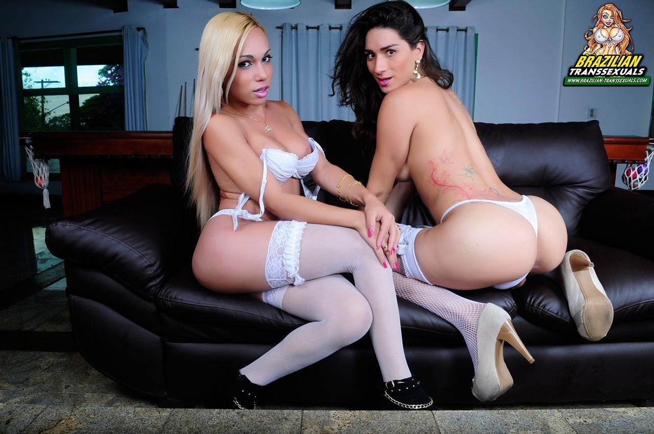 Tgatas In White Stockings Wanking Off Orgy