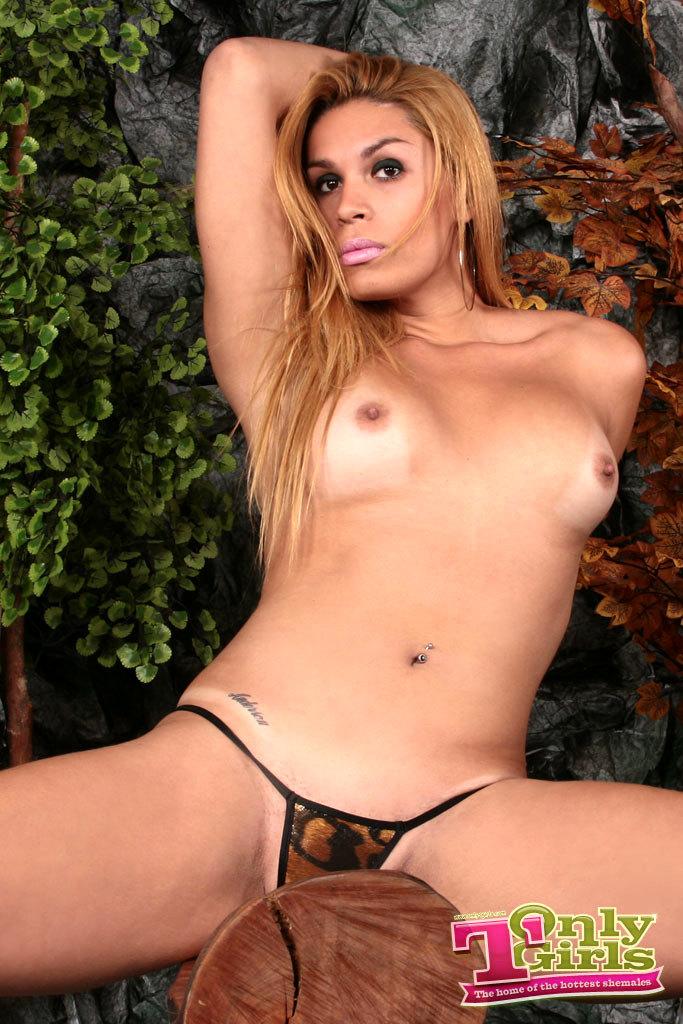 Titillating Stripping Latina Andrea Mel