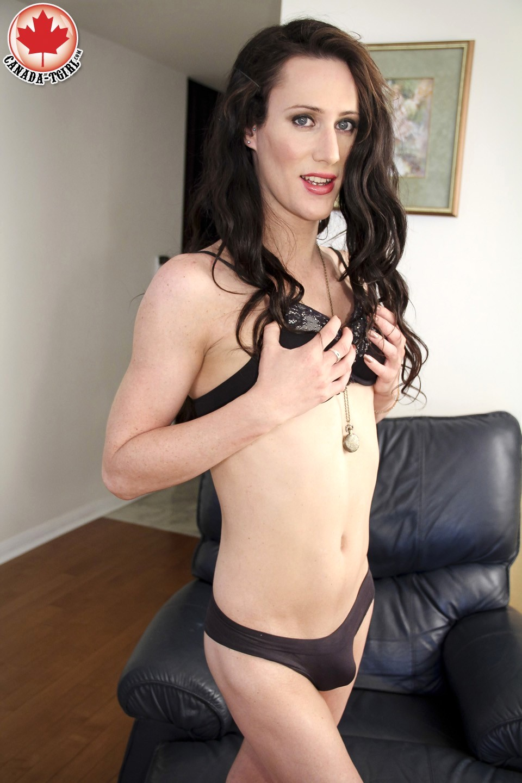 tranny jenny stripping naked