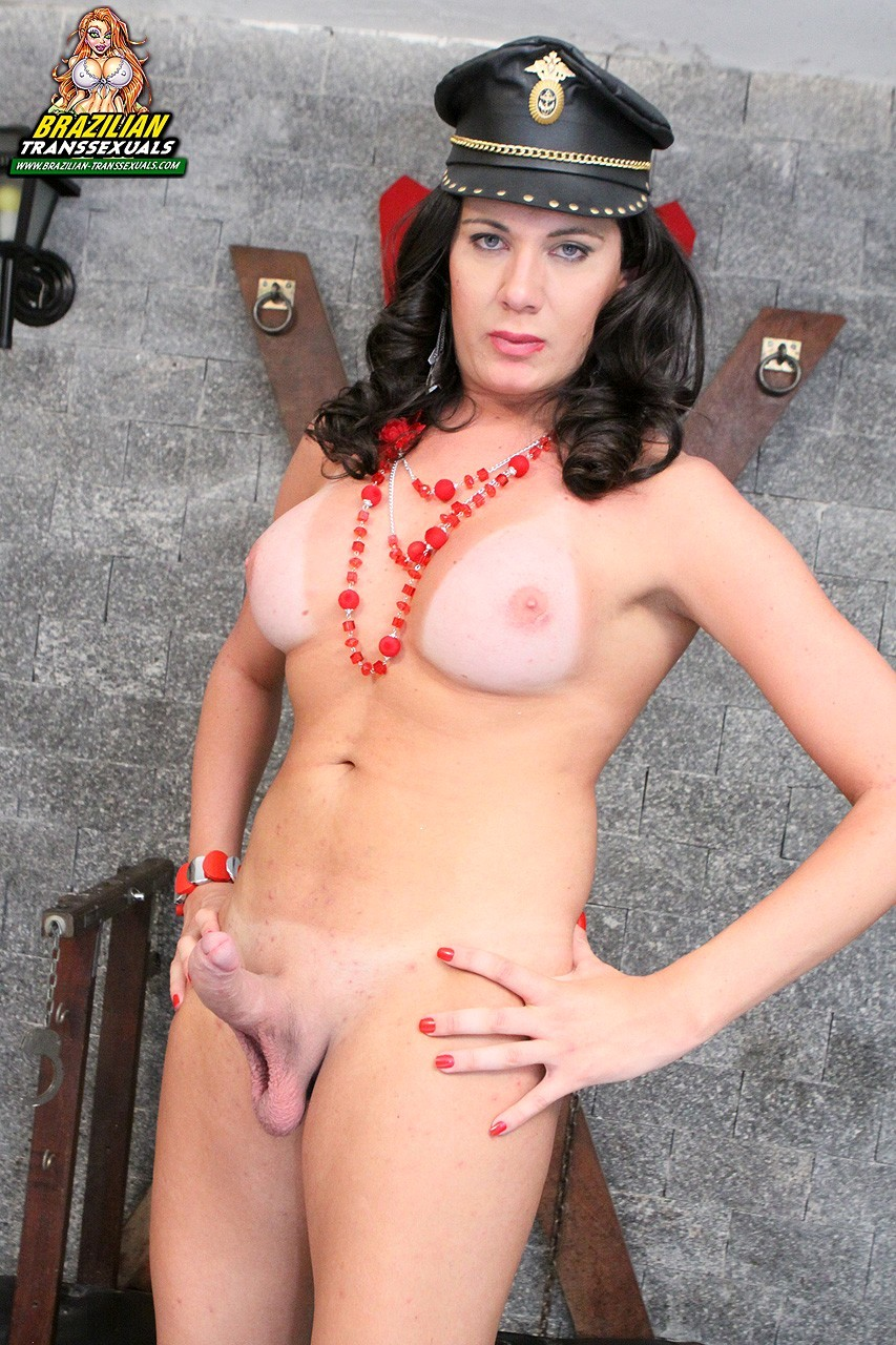 ts porn star bia gaucha steamy officer