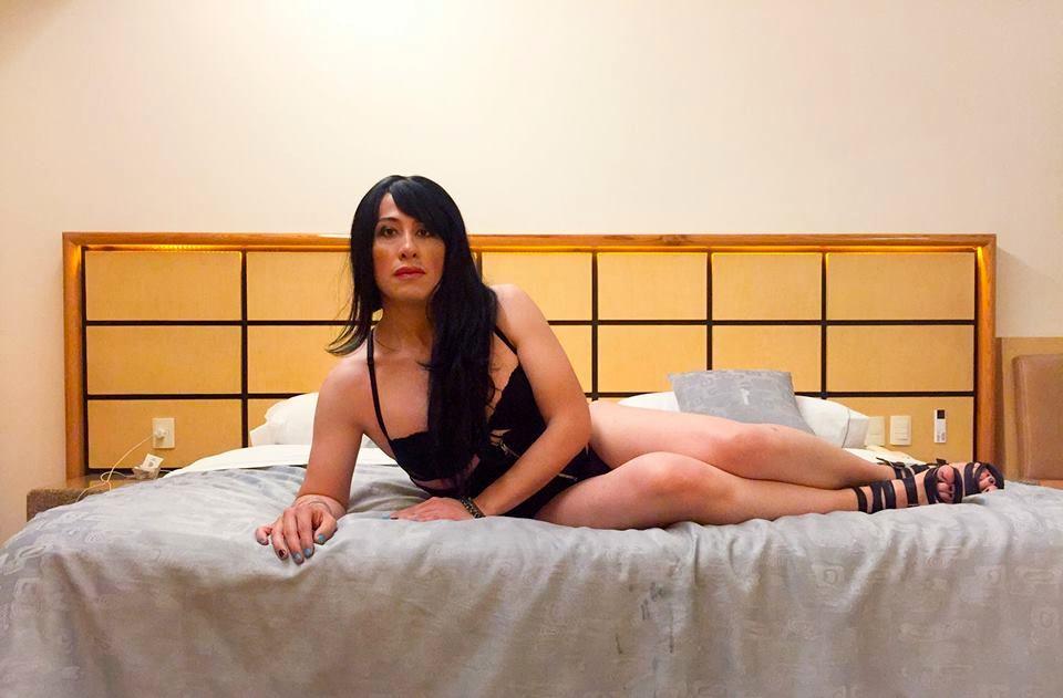 Vanessa Murguia Amateur Babe Stripping Her Long Blue Skirt And Teasing
