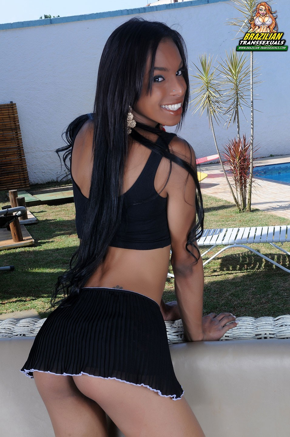 victoria prado has attractive brazilian tool