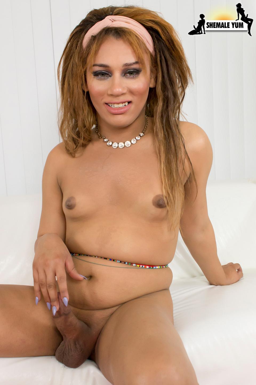 Xasha Ford Nasty In Blue Panties